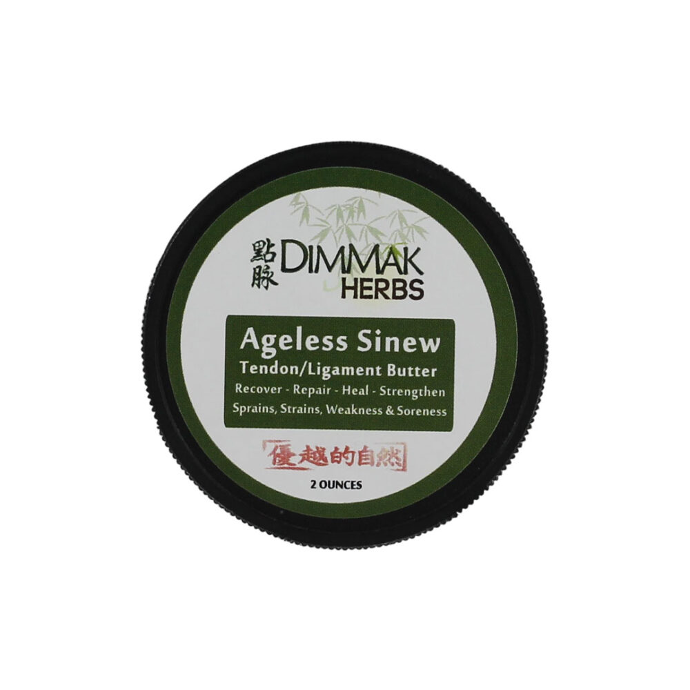Ageless Sinew Ligament and Tendon Butter Balm