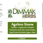 ageless-sinew-liniment-label