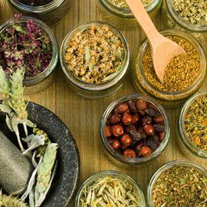 Custom Herbal Formula & Consultation