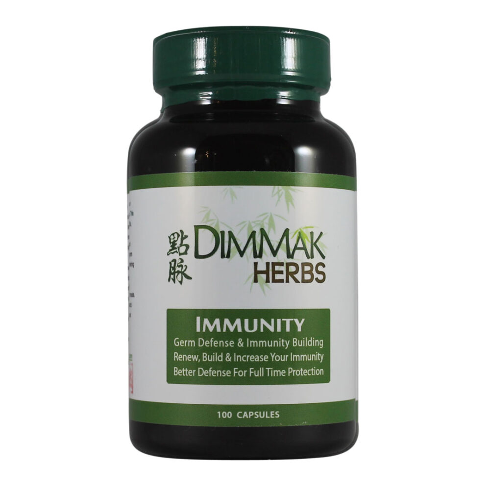 immunity-defense-building