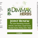 joint-renew-liniment-label