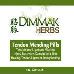 tendon-mending-pills-label